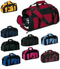 GYM, POOL, SPORT WORKOUT DUFFEL BAG, PADDED SHOULDER STRAP, WET POUCH, POCKETS