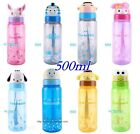 SANRIO KITTY MELODY MINNA PEKKLE JEWELPET 500ML HEAD SOFT WATER BOTTLE W STRAW
