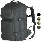 40 LITRE MOLLE ARMY ASSAULT BACKPACK/RUCKSACK MILITARY CADET BAG