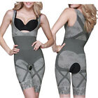 Magic Bamboo Slimming Corset Body Shaper Suit Firm Control Underwear Shapewear