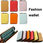 New Crown Multifunctional Women's Girl's Short Wallet Purse Card Case Small Bag