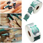 500Pcs UV Gel Acrylic Nail Art Extension Forms Tip Decoration Sticker Guide Tool