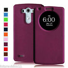 Smart Case Cover Quick Circle Window Flip Magnetic Closure Ultra Slim LG G3 2014