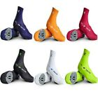New Zippered Overshoe Cycling Shoe Covers Bicycle Bike Racing Windproof 6-Colors