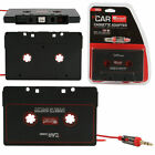 iSmart Cassette Tape Car Adapter & 3.5mm Mini Jack for CD/MD/MP3/iPhone/iPod