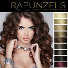 """25 x 24"""" PRE BONDED NAIL TIP HUMAN REMY HAIR EXTENSIONS, ring stick u tip bonded"""