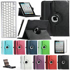 For Apple iPad 1 1st Gen PU Leather Stand Case Smart Cover w / Bluetooth Keyboard