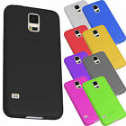 Ultra Thin Matte SlimFit 50g Plastic Case Cover Samsung Galaxy S5 i9600; S4; S3