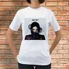 Michael Jackson Xscape High-Quality Women's Black White Red 6 Colors T-Shirts