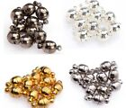 10 Sets Hot Sale Silver/Golden Plated Metal Oval Magnetic Clasps For Crafts