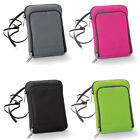 New Bag Base Mens Neck Cord Airport Zip Document Holder Travel Wallet One Size