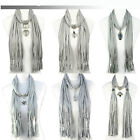 Mix design gray jewelry scarf group fashion woman winter scarf shawl LOT gift