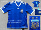 S or XL or XXL ARGENTINA ADIDAS Football Soccer SHIRT JERSEY calcio NEW