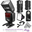 Universal Manual Slave Flash + Wireless Trigger Kit for Canon by Altura Photo®
