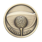 70mm GOLF MEDALLION,LONGEST DRIVE OR NEAREST THE PIN,SUPERB QUALITY