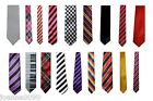 MENS SCHOOLBOY TIES STAG HEN PARTY FANCY DRESS COSTUME ACCESSORY SCHOOL BOY TIE
