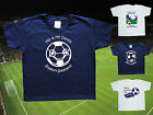 SOUTHEND UNITED Football Baby/Kids/Childrens T-shirt Top Personalised-Any colour