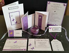 Gorgeous Handmade Invitations - FLUTTER theme *Wedding Stationery*