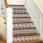 Stair Riser Decal or Kitchen bath wall tile sticker Bmix Duo