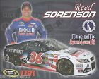 "2014 REED SORENSON ""BUCKLE UP ARRIVE ALIVE DE"" #36 NASCAR SPRINT CUP POSTCARD"