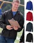RAWLINGS MEN'S RAW COACH'S ATHLETIC LONG SLEEVE ACTIVEWEAR JACKET 9718-NEW
