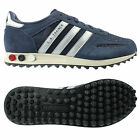ADIDAS MENS LA TRAINER BLUE SIZE 7 8 9 10 11 12 SHOES NYLON RUNNING SHOES CASUAL