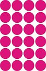 "24 Multi Color 2"" Polka Dots 16 Available Colors Wall Decor Stickers Decals"