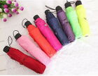 Umbrella Portable Anti-uv Windproof Waterproof Compact Folding Umbrella YGEW