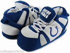 Indianapolis Colts Slippers Hi Top Boot House Slippers Sneaker Look