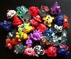 MOSHI MONSTERS ☆ Colour Change Sparkle Ultra Rare Mrs Snoodle Red Purple ☆Swirl