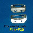 Feed Dog Feeder for Industrial Sewing Machines Plate F14 F16 F18 F20 F22 F24 F26