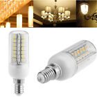 7W E14 5050 SMD 56 LEDs Light Lamp Bulb Ultrabright Bulbs 360 Degree Lighting