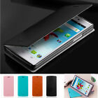 Mofi Retro Elegant PU Thin Leather Flip Book Stand Cover Case for ZTE Blade L2