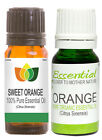 100% Natural Sweet Orange Essential Oil - Multi Size, FREE P&P (Aromatherapy)