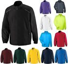 MEN'S LIGHTWEIGHT, UNLINED, FULL ZIP, JACKET, POCKETS S-3X 4X 5X & TALL LT-4T 5T