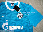M L XL NIKE ZENIT ST PETERSBURG Football Soccer Shirt Jersey ORIGINAL PACK