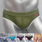 HOT SALE Men Y-Front Underwear Thongs Backless Briefs Boxers Bikini Underpants 1