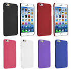 Ultra Thin Snap-on Rubberized Protective Hard Case Cover for iPhone 6s 6/Plus