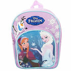 Girls Backpack Disney New Frozen Anna Elsa Olaf School Kids Shoulder Travel Bag