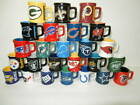 "NFL MUG SHOT  2""  TALL  MUG $9.99 USD on eBay"