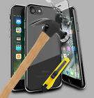 For Apple iPhone X 8 7 6S Plus New ShockProof 360 Hybrid Silicone Case Cover
