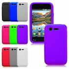 Soft Silicone Rubber Skin Case Cover For LG Optimus Zone 2 VS415PP L34C Fuel