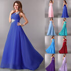 Gorgeous Lady Formal Bridesmaid Party Ball Gown Wedding Masquerade Evening Dress