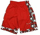 Zipway NBA Basketball Men's Chicago Bulls Pride Shorts - Red