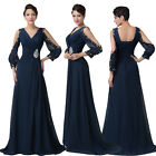 FREE SHIP Evening Homecoming Cocktail Banquet Prom Party Engagement Long Dresses