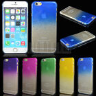3D Rain Drop Clear Crystal Slim Skin Hard Case Cover For Apple iPhone 6/6 plus