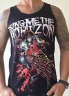BRING ME THE HORIZON Rats *** Tank top *** Singlet *** Vest New S M L XL