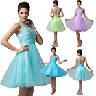 CHEAP New Sexy Women's Formal Bridesmaid Party Evening Prom Pageant Short Dress