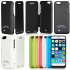 3500mAh External Power Bank Pack Backup Battery Charger Case Cover for iPhone 6