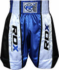 RDX Boxing Trunks MMA Grappling Kick Martial Arts Muay Thai Shorts Fight Men BL